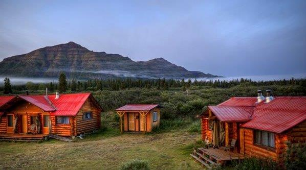 Blog Spatsizi Cabins